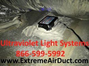 Ultraviolet Light System Installed