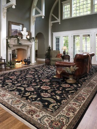 Oriental Area Rug Cleaning By Iicrc Certified Technicians