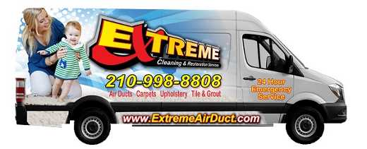 Extreme air duct New Braunfels