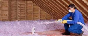 Insulation Services by Extreme Cleaning and Restoration Services